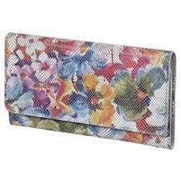 Flower univerzálna kapsička na mobil do rozmerov 15,5 x 7,7 cm - modrá