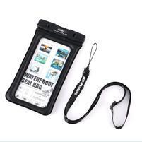 RX outdoor vodotesný obal pre mobil do velikosti 160x80 mm - čierný