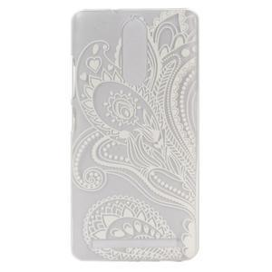 Gelový obal na mobil Lenovo K5 Note - henna - 1