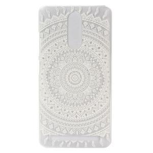 Gelový obal na mobil Lenovo K5 Note - mandala - 1