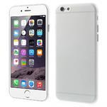 Ultra slim 0.3 mm plastové puzdro na iPhone 6, 4.7  - transparentný - 1/6