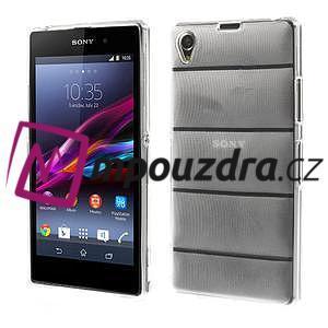 Gelové Body pouzdro na Sony Xperia Z1 C6903 - transpatrentní - 1