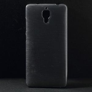 Gélové Cover puzdro pre Xiaomi Mi4- čierne - 1