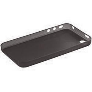 Gélové matné puzdro na Apple iPhone 4, 4S- čierné