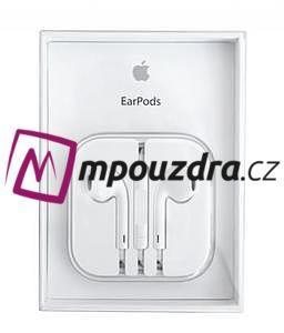 Original APPLE slúchadlá EARPODS MD827