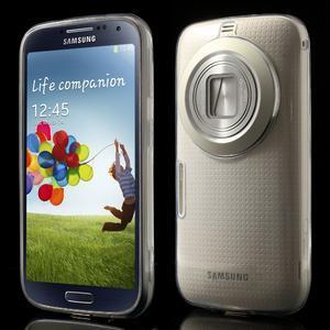 Gélové Ultraslim puzdro na Samsung Galaxy K Zoom- transparentný - 1