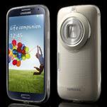 Gélové Ultraslim puzdro na Samsung Galaxy K Zoom- transparentný - 1/6