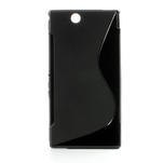 Gelove S-line pouzdro na Sony Xperia Z ultra- černé - 1/5
