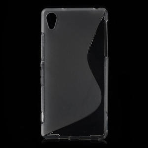 Gelové S-line pouzdro na Sony Xperia Z2 D6503- transparentní - 1