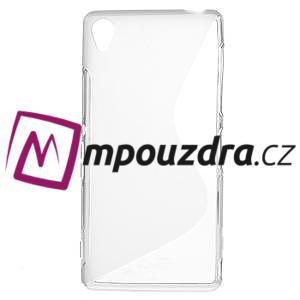 Gelové S-line pouzdro na Sony Xperia Z3 D6603- šedé