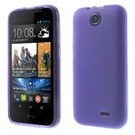 Gélové puzdro na HTC Desire 310- fialové - 1/6
