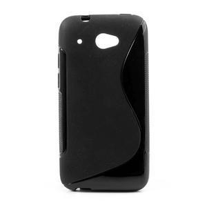 Gelove S-line puzdro pre HTC Desire 601- čierné - 1