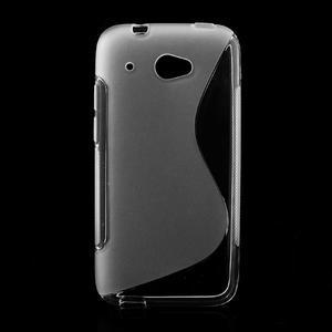 Gelove S-line puzdro pre HTC Desire 601- transparentný - 1