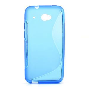 Gelove S-line puzdro pre HTC Desire 601- modré - 1