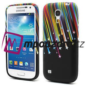 Gélové puzdro pro Samsung Galaxy S4 mini i9190- meteor farebný - 1