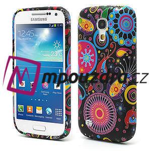 Gelové pouzdro pro Samsung Galaxy S4 mini i9190- barevné vzory - 1