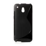Gélové S-line puzdro pre HTC one Mini M4- čierné - 1/4