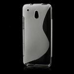 Gélové S-line puzdro pre HTC one Mini M4- transparentný - 1/5