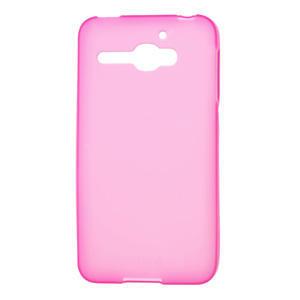 Gélové puzdro na Alcatel One Touch Star OT-6010D- růžové