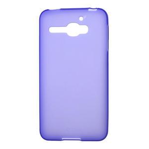 Gélové puzdro na Alcatel One Touch Star OT-6010D- fialové