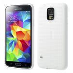 Gélové puzdro pre Samsung Galaxy S5- biele - 1/5