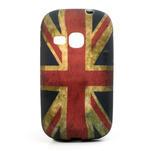 Gélové puzdro pre Samsung Galaxy Young S6310- UK vlajka - 1/5