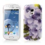 Gélové puzdro na Samsung Galaxy Trend, Duos- elegantný květ - 1/6