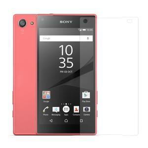 Fix Tvrdené sklo pre displej Sony Xperia Z5 Compact