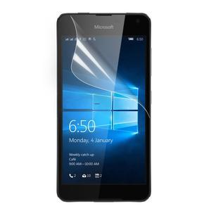 Fólia pre displej Microsoft Lumia 650