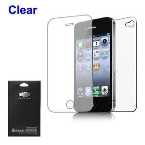Fix fólia na displej a zadné kryt iPhone 4 a 4s