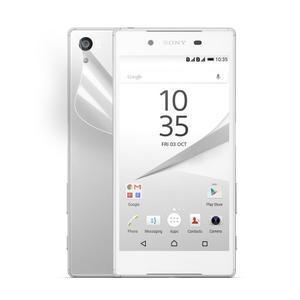 Fólia na zádní kryt pro mobil Sony Xperia Z5