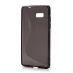 Gélové S-line puzdro pre HTC Desire 600- čierné - 1/6