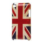Plastové puzdro na iPod Touch 4 - UK vlajka - 1/3