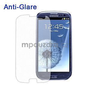 Matná fólia na displej Samsung Galaxy S3