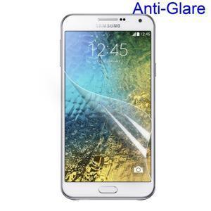 Matná fólia pre mobil Samsung Galaxy E7 - 1