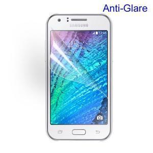 Matná fólia pre mobil Samsung Galaxy J1