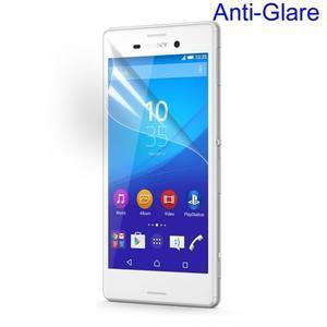 Matná fólia pre mobil Sony Xperia M4 Aqua