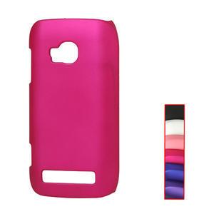 Pogumované puzdro pre Nokia Lumia 710- ružové