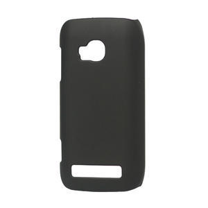 Pogumované puzdro pre Nokia Lumia 710- čierné
