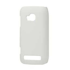 Pogumované puzdro pre Nokia Lumia 710- biele