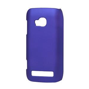 Pogumované puzdro pre Nokia Lumia 710- modré