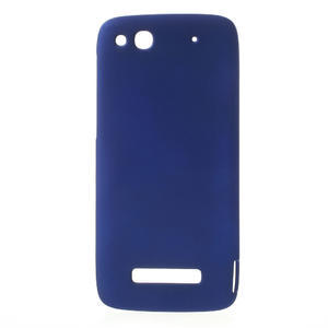 Hard Case puzdro na Alcatel One Idol Alpha 6032 A - modré - 1