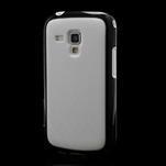 Plastogélové puzdro na Samsung Galaxy Trend, Duos- čierné - 1/4