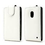 Flipové puzdro na Nokia Lumia 620- biele - 1/5