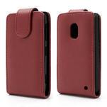 Flipové puzdro na Nokia Lumia 620- červené - 1/5