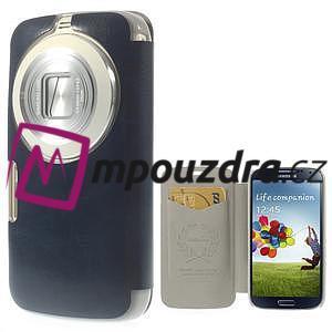 Flipové puzdro na Samsung Galaxy K zoom C115 - modré - 1