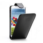 Flipové pouzdro pro Samsung Galaxy S4 i9500- černé - 1/5