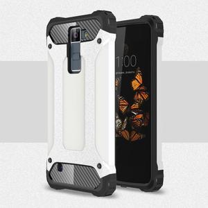 Armory odolný obal na mobil LG K8 - bílý - 1