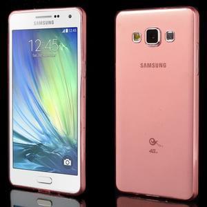 Ultra tenký obal na Samsung Galaxy A5 - červený - 1