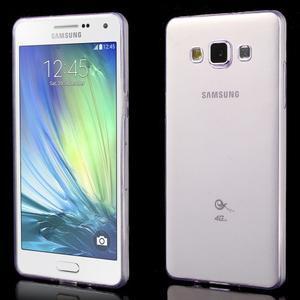 Ultra tenký obal pre Samsung Galaxy A5 - fialový - 1
